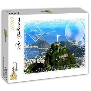 """Grafika (T-00228) - """"Brazil"""" - 1000 pièces"""
