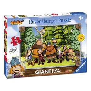 "Ravensburger (05462) - ""Wickie"" - 24 pièces"
