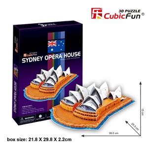 """Cubic Fun (C067H) - """"Opéra de Sydney"""" - 58 pièces"""