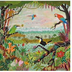 """Puzzle Michele Wilson (Z86) - Alain Thomas: """"Jungle"""" - 30 pièces"""