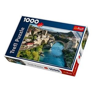 """Trefl (10383) - """"Mostar, Bosnie-Herzégovine"""" - 1000 pièces"""