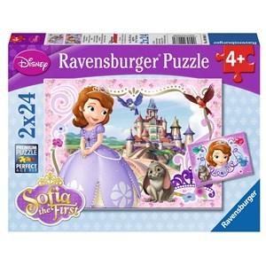 "Ravensburger (09086) - ""Princesse Sofia"" - 24 pièces"