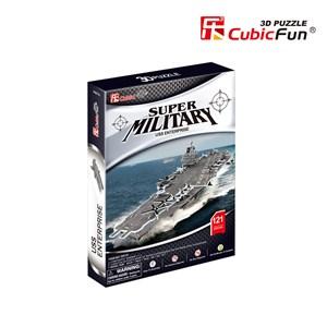 """Cubic Fun (P677h) - """"USS Enterprise"""" - 121 pièces"""