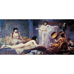 """Art Puzzle (71022) - Paul Leroy: """"Danse Orientale"""" - 1000 pièces"""