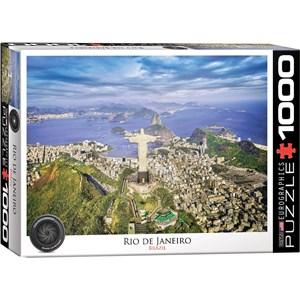 """Eurographics (6000-0945) - """"Rio de Janeiro"""" - 1000 pièces"""
