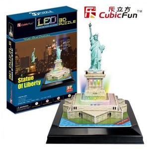 """Cubic Fun (L505H) - """"Statut de la Liberté"""" - 37 pièces"""