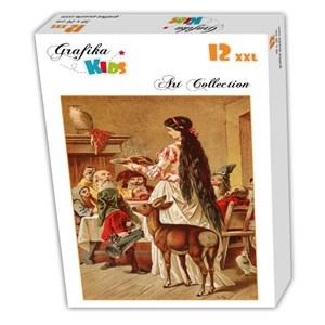 "Grafika Kids (00122) - Carl Offterdinger: ""Snow White"" - 12 pièces"