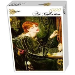 "Grafika (00223) - Dante Gabriel Rossetti: ""Veronica Veronese"" - 1000 pièces"