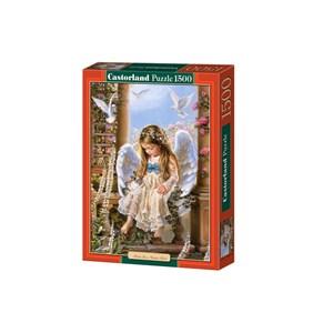 """Castorland (C-151165) - """"Tendre Amour"""" - 1500 pièces"""
