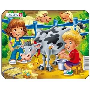 """Larsen (Z11-4) - """"Cow"""" - 9 pièces"""