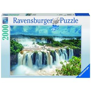 "Ravensburger (16607) - ""Chutes d'Iguazu, Brésil"" - 2000 pièces"