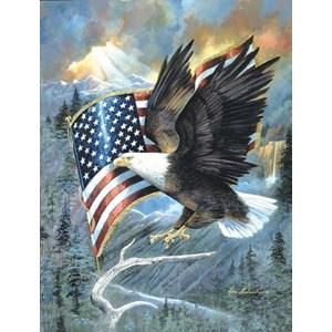 """SunsOut (CL59012) - Ruane Manning: """"American Eagle"""" - 500 pièces"""