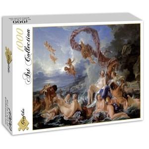 """Grafika (00192) - François Boucher: """"Le Triomphe de Vénus, 1740"""" - 1000 pièces"""