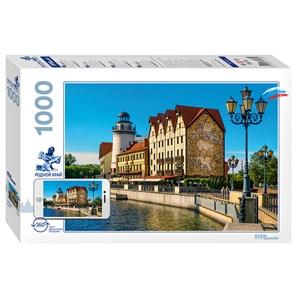 "Step Puzzle (79703) - ""Kaliningrad, Russie"" - 1000 pièces"
