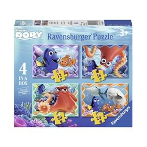 """Ravensburger (07399) - """"Dorie"""" - 12 16 20 24 pièces"""