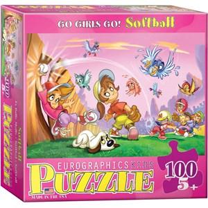 "Eurographics (6100-0416) - ""Softball"" - 100 pièces"