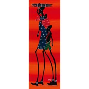 "Heye (29584) - Edward Tingatinga: ""Natives"" - 75 pièces"