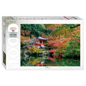 """Step Puzzle (79117) - """"Bentendo Hall, Daigoji Temple in Kyoto"""" - 1000 pièces"""