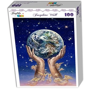 "Grafika Kids (01518) - Josephine Wall: ""Hands of Love"" - 100 pièces"