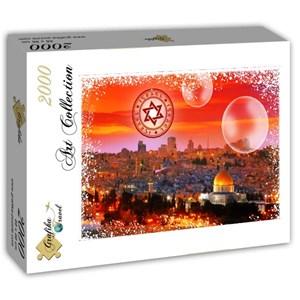 "Grafika (T-00225) - ""Israel"" - 2000 pièces"