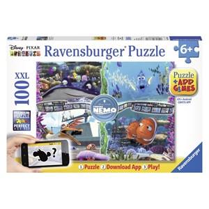 """Ravensburger (13661) - """"Nemo + Application"""" - 100 pièces"""