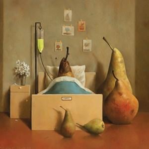 """PuzzelMan (461) - Marius van Dokkum: """"Je me sens mal !"""" - 210 pièces"""
