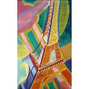 """Puzzle Michele Wilson (A276-150) - Robert Delaunay: """"Tour Eiffel"""" - 150 pièces"""