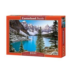"Castorland (102372) - ""Jewel of the Rockies, Canada"" - 1000 pièces"
