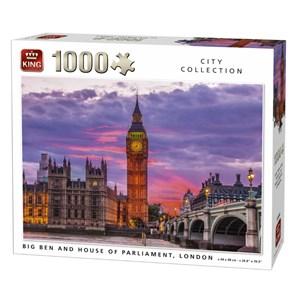 "King International (05658) - ""London"" - 1000 pièces"