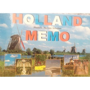 "PuzzelMan (227) - ""Hollande Mémo"" - 1000 pièces"