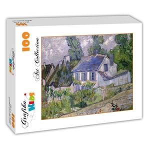 """Grafika Kids (00066) - Vincent van Gogh: """"Maison à Auvers, 1890"""" - 100 pièces"""