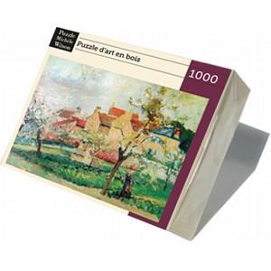 """Puzzle Michele Wilson (A984-1000) - Camille Pissarro: """"Le prunier"""" - 1000 pièces"""