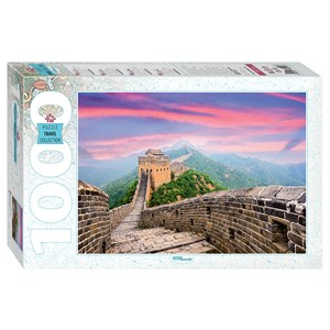 """Step Puzzle (79118) - """"Grande Muraille de Chine"""" - 1000 pièces"""