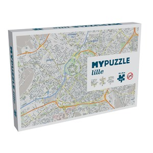 """Mypuzzle (99653) - """"Lille"""" - 1000 pièces"""
