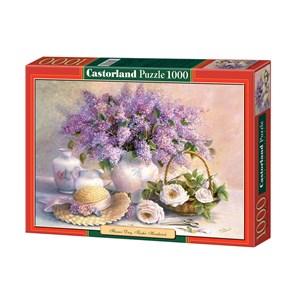 """Castorland (C-102006) - Hardwick Trisha: """"Jour de lilas"""" - 1000 pièces"""