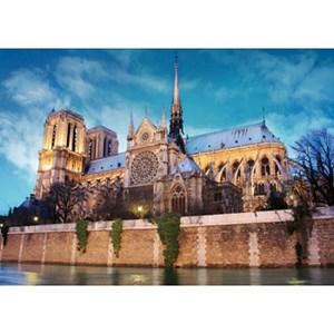"""D-Toys (50328-AB34) - """"Cathédrale Notre-Dame de Paris"""" - 500 pièces"""