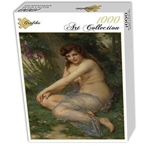 """Grafika (00202) - Guillaume Seignac: """"La Nymphe de la Forêt"""" - 1000 pièces"""