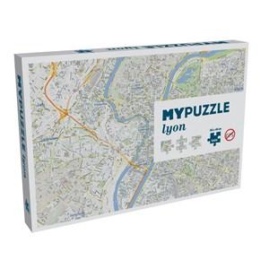 """Mypuzzle (99646) - """"Lyon"""" - 1000 pièces"""