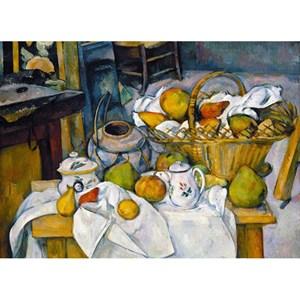 """Puzzle Michele Wilson (W41-24) - Paul Cezanne: """"Still Life"""" - 24 pièces"""