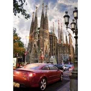 "D-Toys (64288-FP06) - ""La Sagrada Familia, Barcelona, Spain"" - 1000 pièces"