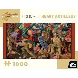 "Pomegranate (AA843) - Colin Gill: ""Heavy Artillery"" - 1000 pièces"
