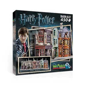 "Wrebbit (Wrebbit-Set-Harry-Potter-1) - ""Harry Potter Set"" - 2645 pièces"