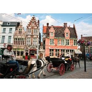 """D-Toys (62154-EC08) - """"Belgique, Gent"""" - 1000 pièces"""
