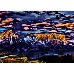"Schmidt Spiele (59333) - Michael von Hassel: ""Mountains"" - 1000 pièces"
