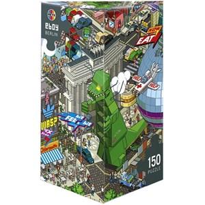 """Heye (29480) - eBoy: """"Berlin"""" - 150 pièces"""