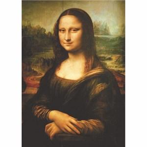 "D-Toys (66954-RN06) - Leonardo Da Vinci: ""Mona Lisa, La Joconde"" - 1000 pièces"