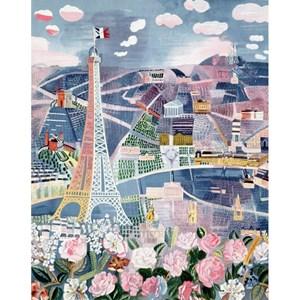 "Puzzle Michele Wilson (W25-24) - Raoul Dufy: ""Paris in Spring"" - 24 pièces"