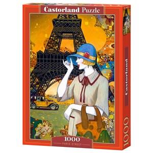 """Castorland (C-103591) - Helena Lam: """"Paris Street"""" - 1000 pièces"""