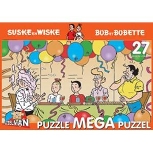 """PuzzelMan (358) - """"Bob et Bobette: Tarte à la crème"""" - 27 pièces"""
