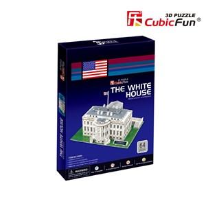 """Cubic Fun (C060H) - """"La Maison Blanche"""" - 65 pièces"""